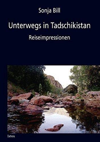 9783869633763: Unterwegs in Tadschikistan