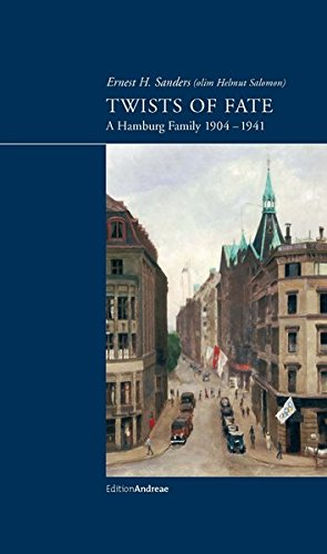 9783869651224: Twists of Fate: A Hamburg Family 1904-1941 (Edition Andreae)