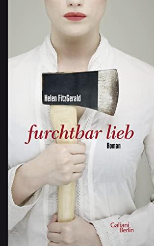 9783869710105: Furchtbar lieb