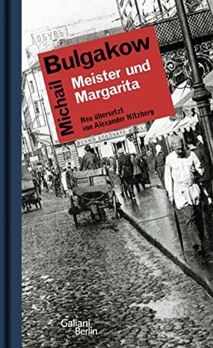 Meister und Margarita: Michail Bulgakow