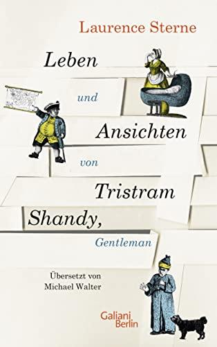 9783869711195: Leben und Ansichten von Tristram Shandy, Gentleman