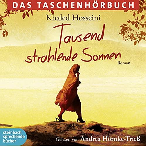 Tausend strahlende Sonnen - Das Taschenhörbuch. 8 CDs: Khaled Hosseini