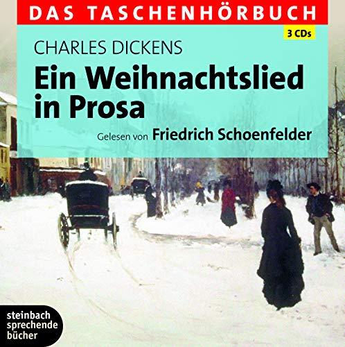 9783869740430: Ein Weihnachtslied in Prosa: Das Taschenhörbuch