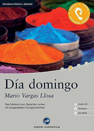 9783869761213: Día domingo: Das Hörbuch zum Spanisch lernen