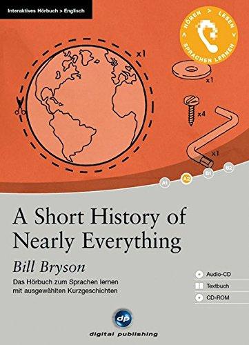 9783869761671: A Short History of Nearly Everything: Das Hörbuch zum Englisch lernen. Niveau A2