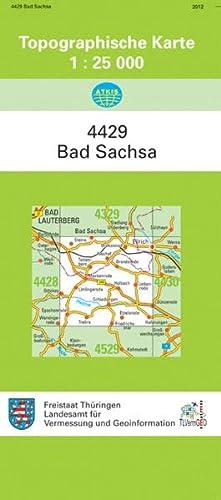 9783869794044: Bad Sachsa 1 : 25 000