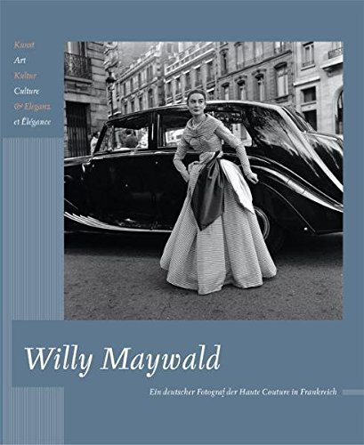 9783869841656: Willy Maywald