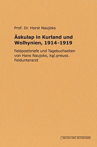 9783869915036: �skulap in Kurland und Wolhynien, 1914-1919