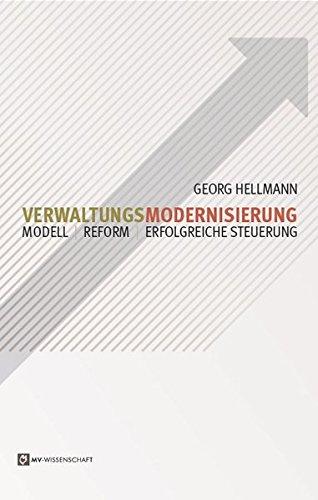 9783869915265: Verwaltungsmodernisierung: Modell - Reform - Erfolgreiche Steuerung