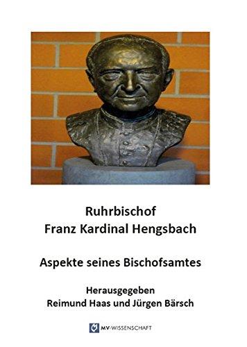 9783869915838: Ruhrbischof Franz Kardinal Hengsbach