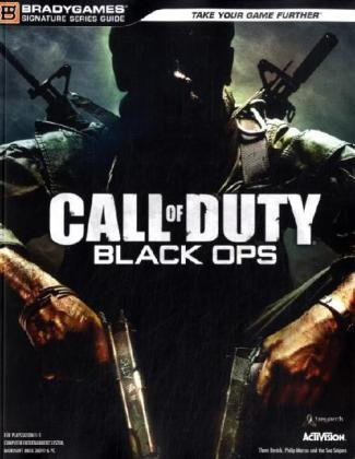 9783869930206: BradyGames Call of Duty: Black Ops - Lösungsbuch