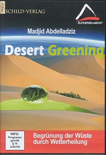 9783869940038: Desert Greening [Alemania] [DVD]