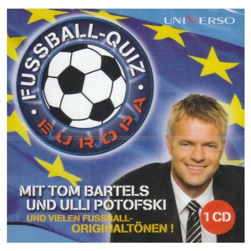 9783869974477: Fussball-Quiz Europa