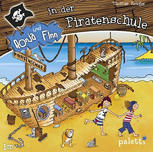 9783869979953: Ronja und Finn in der Piratenschule