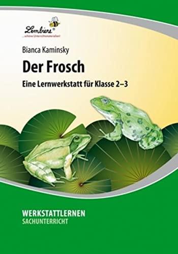 9783869986173: Der Frosch (PR): Grundschule, Sachunterricht, Klasse 2-3
