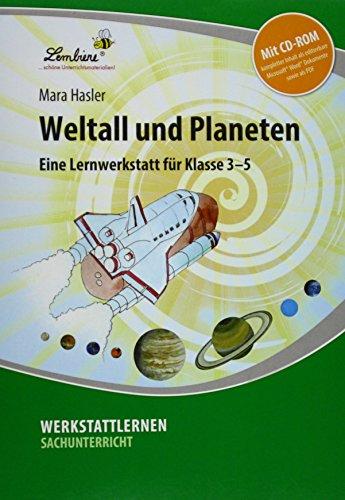 9783869986586: Weltall und Planeten: Grundschule, Sachunterricht, Klasse 3-5