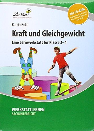 9783869987675: Kraft und Gleichgewicht: Grundschule, Sachunterricht, Klasse 3-4