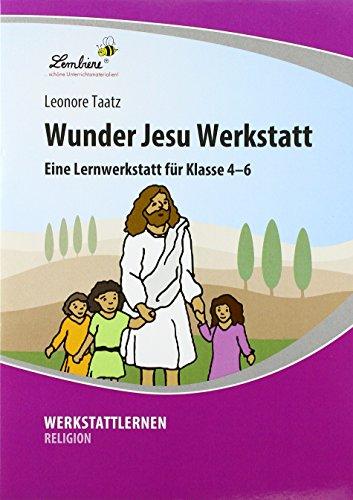 9783869988221: Wunder Jesu Werkstatt