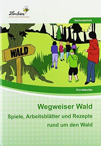 9783869988955: Wegweiser Wald (PR)