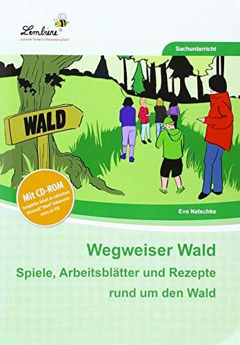 9783869988962: Wegweiser Wald