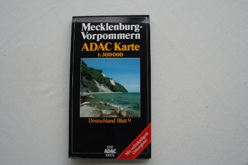 9783870033958: ADAC Karte 1:300 000, Deutschland: Mit vollstandigem Ortsregister