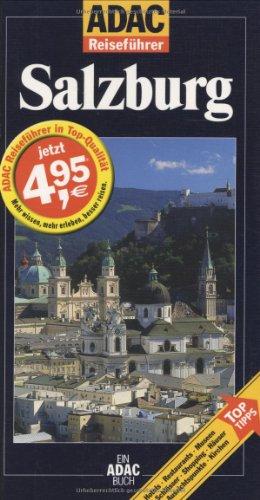9783870036218: ADAC Reiseführer Salzburg.