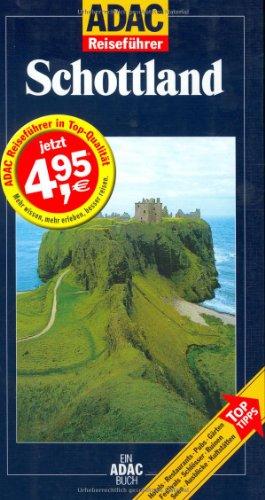 9783870037031: ADAC Reiseführer Schottland.