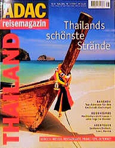 9783870038311: ADAC Reisemagazin 46. Thailand.