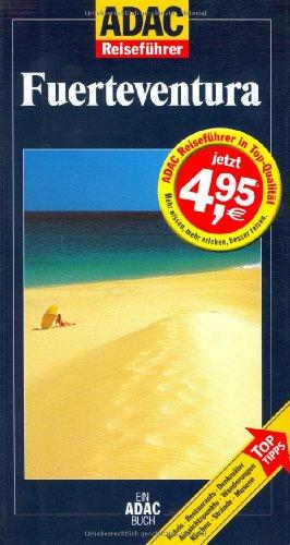 9783870039356: ADAC Reiseführer Fuerteventura.
