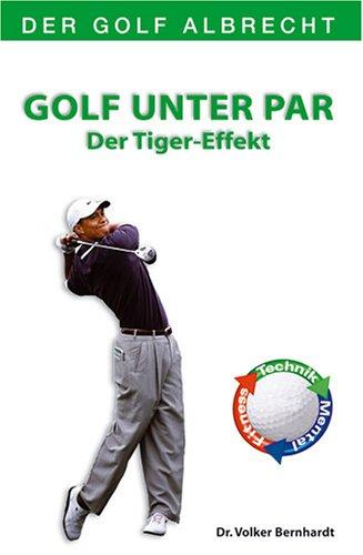 9783870141950: Golf unter Par.