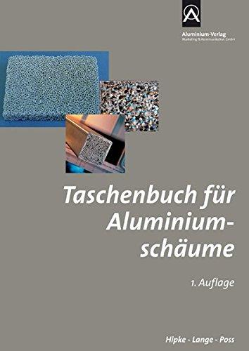 9783870172855: Taschenbuch für Aluminiumschäume