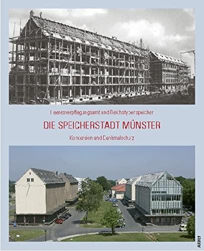 Die Speicherstadt in Münster: Angelika Oelgeklaus