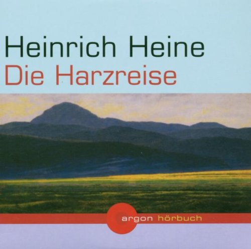 9783870240585: HEINE - DIE HARZREISE