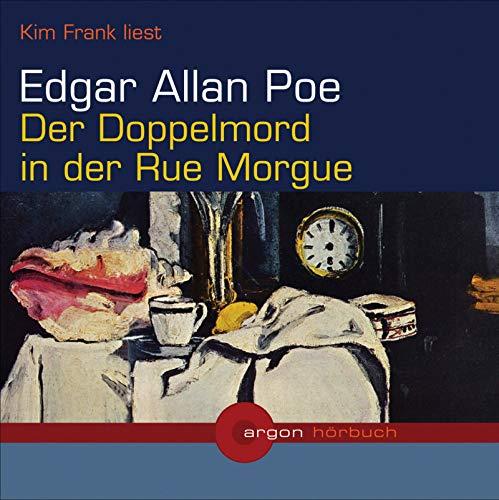 9783870240745: Der Doppelmord in der Rue Morg