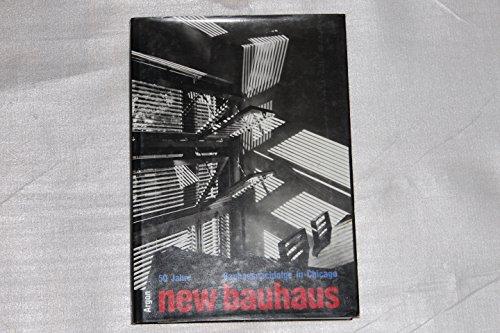 50 Jahre New Bauhaus - Bauhausnachfolge in: Peter Hahn Und