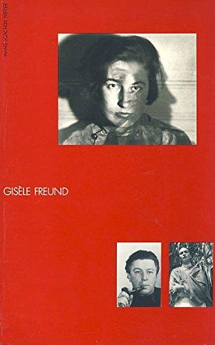 9783870241438: Gisèle Freund