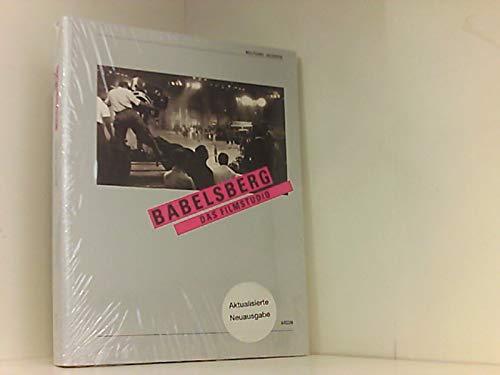 9783870242916: Babelsberg: Das Filmstudio