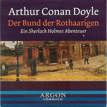 9783870248444: Doyle, S: Sherlock Holmes: Der Bund der Rothaarigen