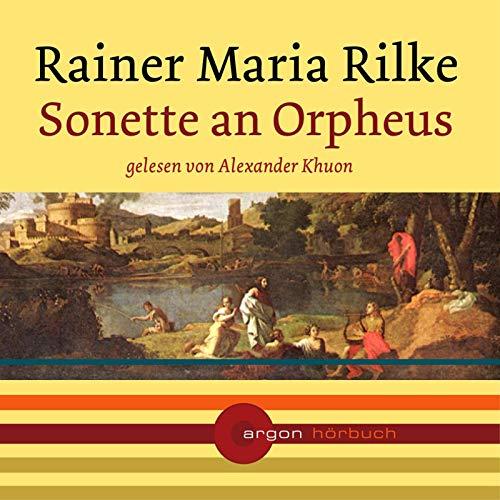 9783870249380: Sonette an Orpheus, 1 Audio-CD