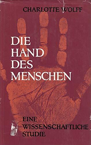Die Hand des Menschen