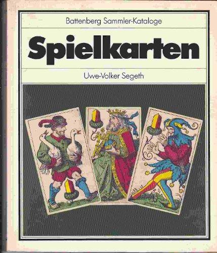 9783870452186: Spielkarten (Battenberg Sammler-Kataloge)