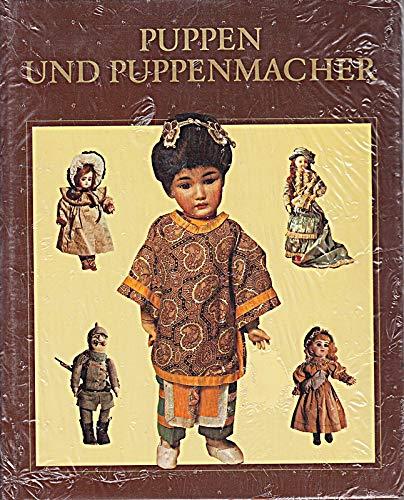 1968 /b Mary Hillier Puppen Und Puppenmacher