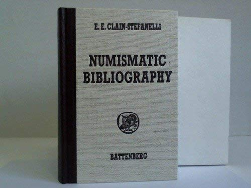 9783870459383: Numismatic Bibliography