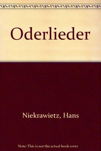 9783870570965: Oderlieder (German Edition)