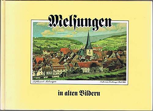9783870640590: Melfungen in alten Bildern (hardcover edition)