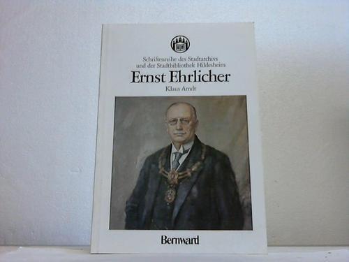 Ernst Ehrlicher: Hildesheim - Arndt, Klaus