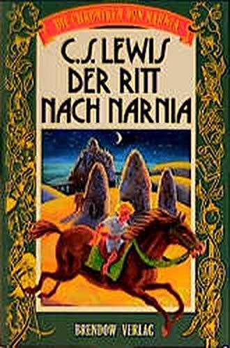 9783870675028: Der Ritt nach Narnia