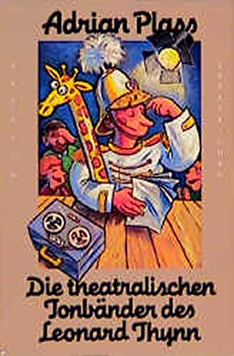 9783870675080: Die Theatralischen Tonbander Des Leonard Tyhnn