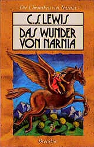 9783870677268: Die Chroniken von Narnia 1. Das Wunder von Narnia