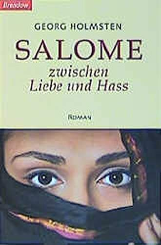 9783870679446: Salome zwischen Liebe und Hass